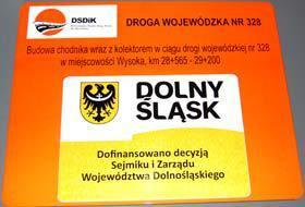 tablica informacyjna DSDIK