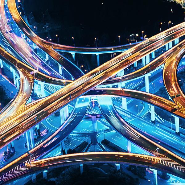 skrzyżowanie dróg