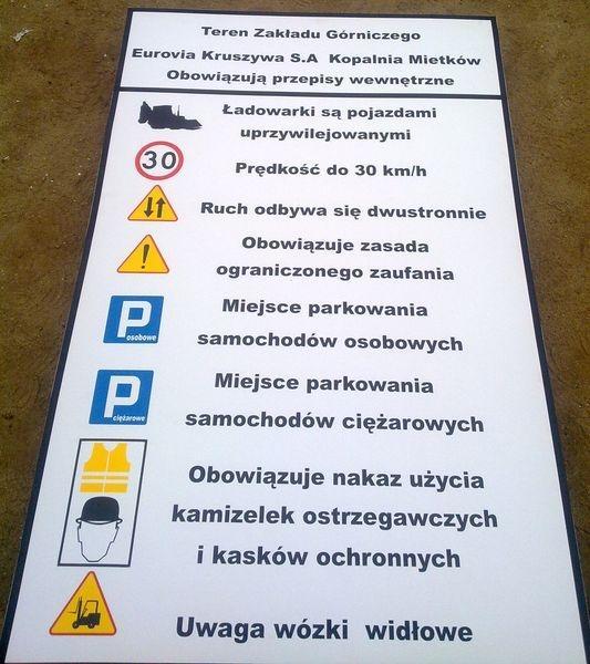 tablice reklamowe i informacyjne 4